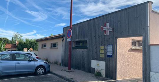 Cabinet kinésithérapie La Tour-du-Crieu