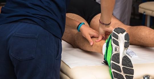 Ostéopathe tendinite sportif La Tour-du-Crieu